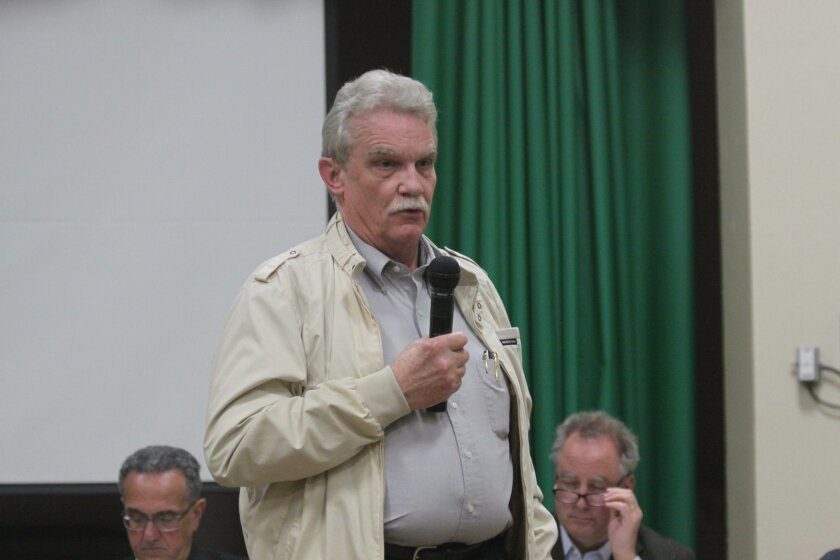 Area resident Robert O'Neill sheds new light on the speed limit increase suggested for Soledad Mountain Road.