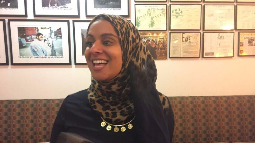 Rana Abdelhamid, 23, founder of Hijabis of New York.