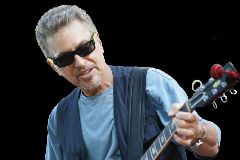 """""""People don't realize how much my music is rooted in the blues, because my records all hit pop,"""" Johnny Rivers says."""
