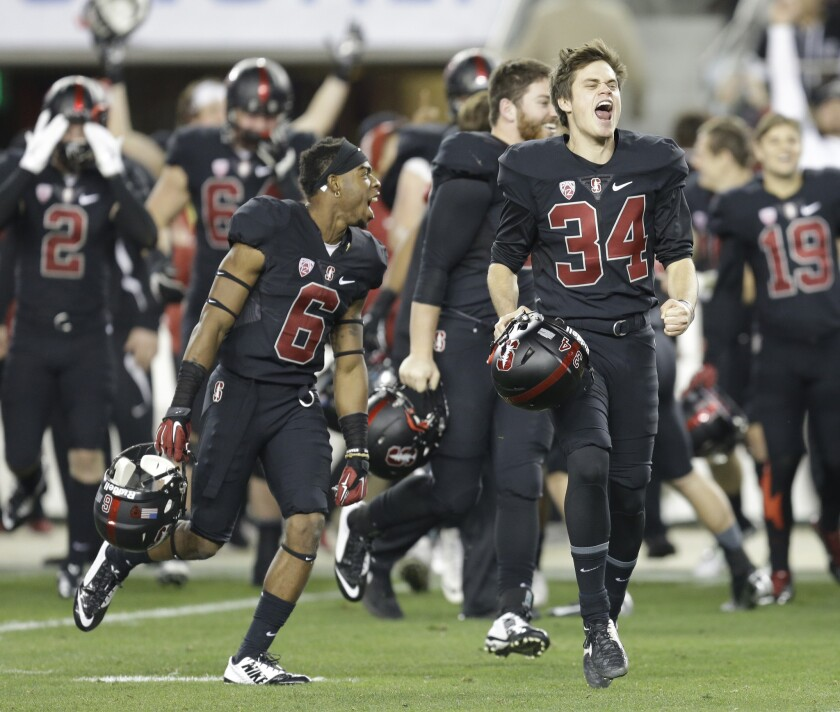 Stanford and Iowa to meet in Rose Bowl