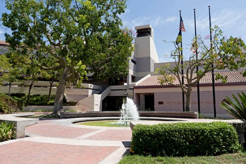 Baldwin Park City Hall
