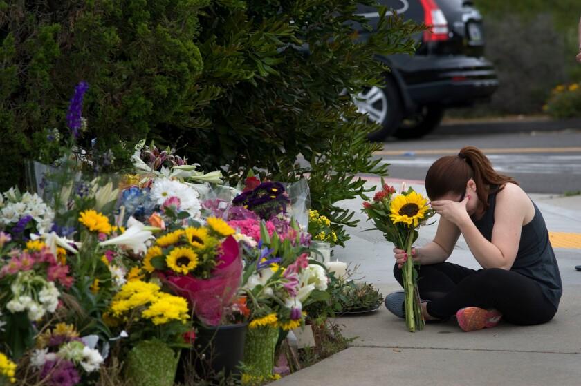 Poway synagogue shooting aftermath