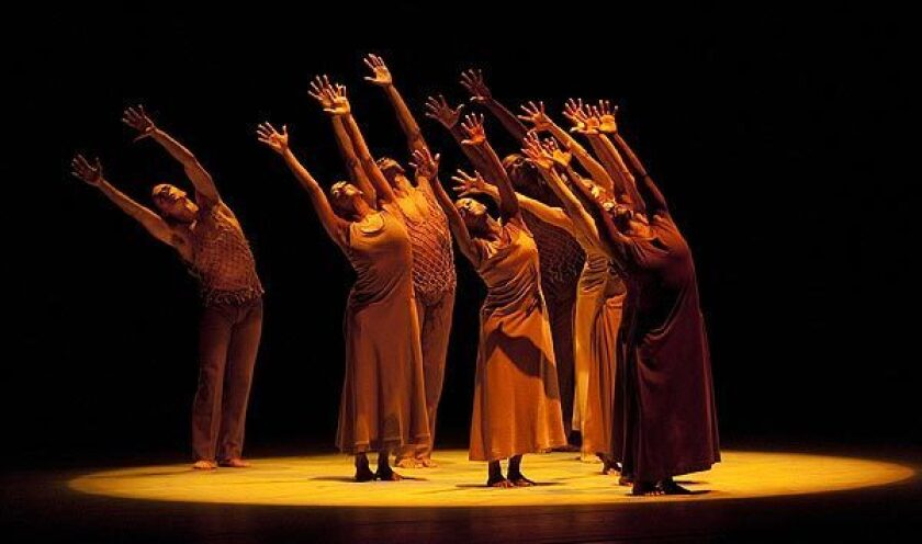 "Alvin Ailey American Dance Theater's ""Revelations"""