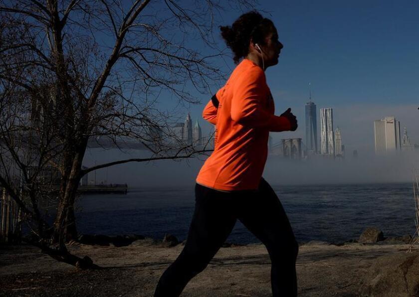 El estudio, publicado hoy en la revista especializada Circulation, recomienda seguir estos cinco hábitos: no fumar nunca, mantener un índice de masa corporal sano, realizar ejercicio moderado, no beber mucho alcohol y tener una dieta saludable. EFE/Archivo