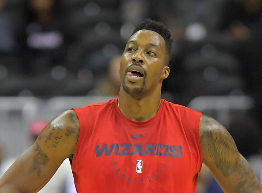 Washington Wizards and the Miami Heat