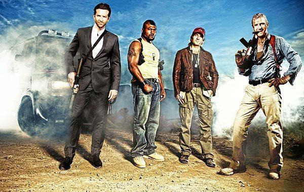 'The A-Team'