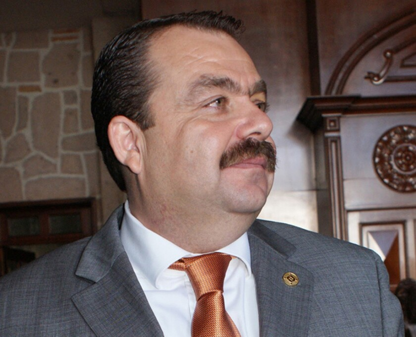 Edgar Veytia, Nayarit's attorney general, was sentenced to prison in New York for aiding a Mexican drug cartel.