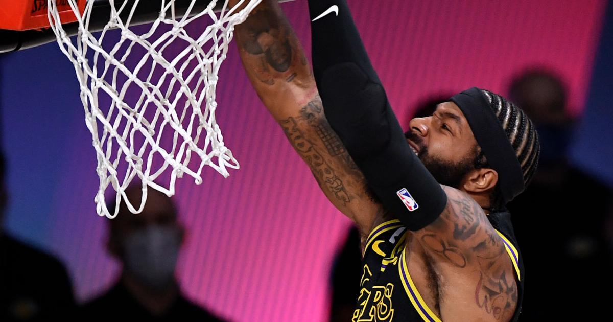 Markieff Morris Jolt Of Three Pointers Jump Starts Lakers In Win Al Manara