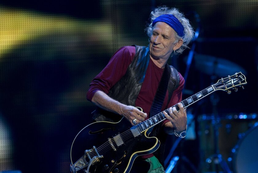 Rolling Stones' guitarist Keith Richards announced this year that he has quit drinking hard liquor and cut down on his smoking.