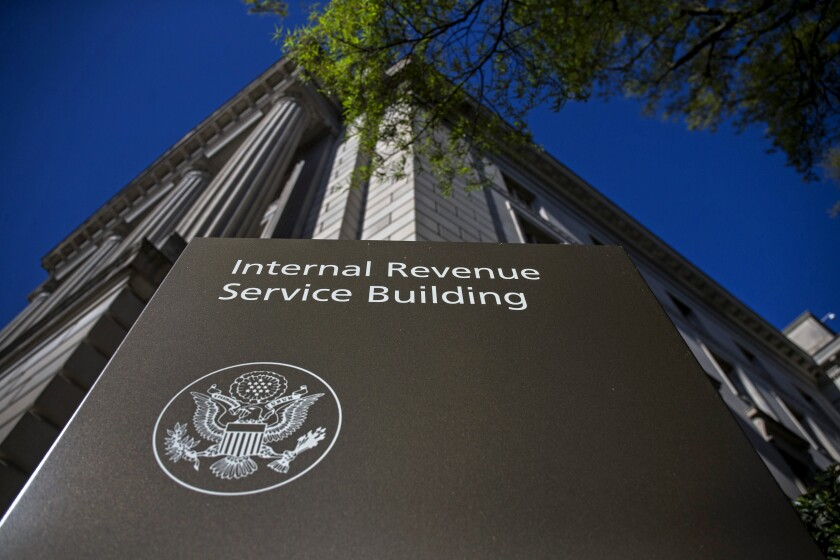 IRS headquarters building