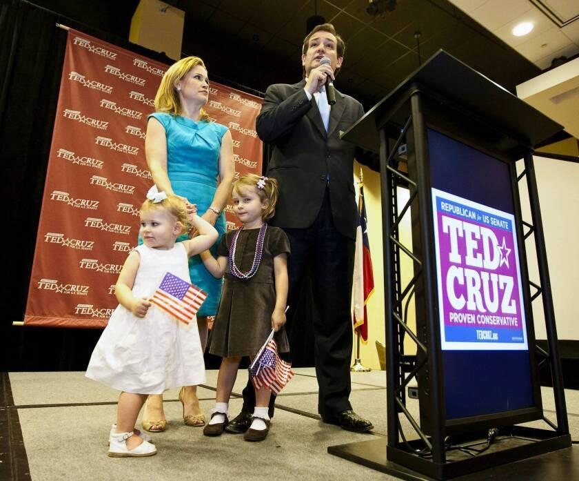 Texas primary delivers blows to establishment favorites