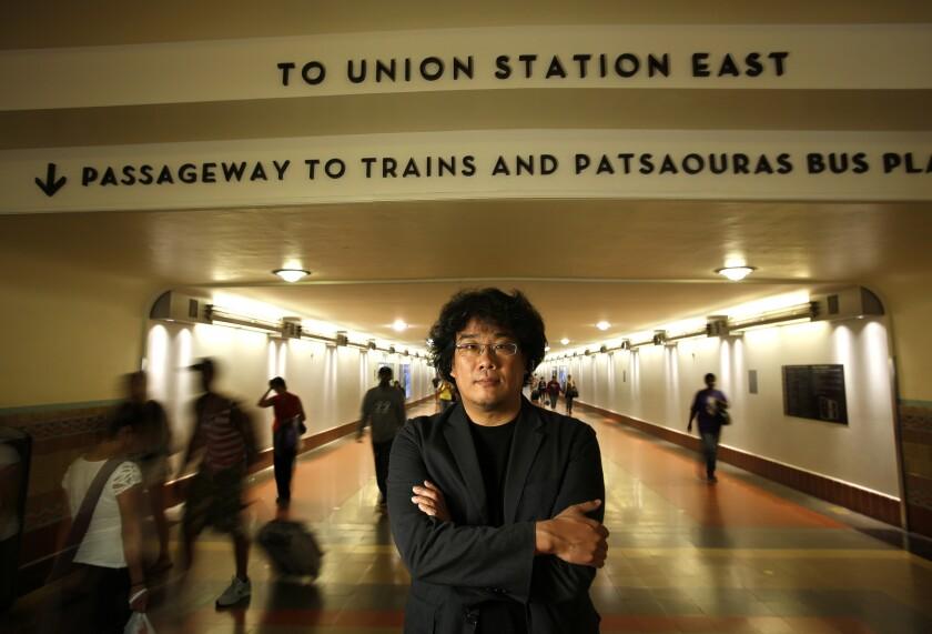"Bong Joon Ho, writer and director of ""Parasite."""