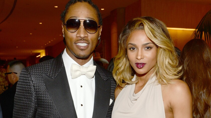 Rapper Future drops lawsuit against Ciara after receiving more time with their son.