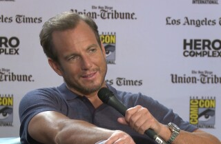Comic-Con: Will Arnett on 'The Lego Batman Movie'