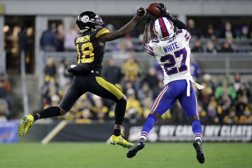 Bills Steelers Football