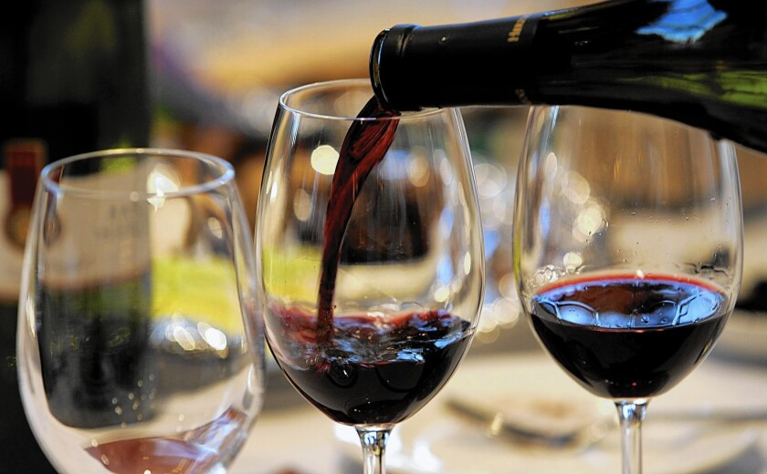 Restaurants and corkage fees