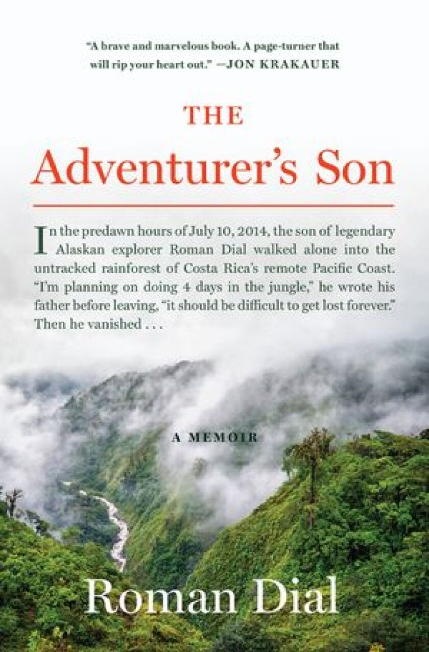 """""""The Adventurer's Son,"""" by Roman Dial."""