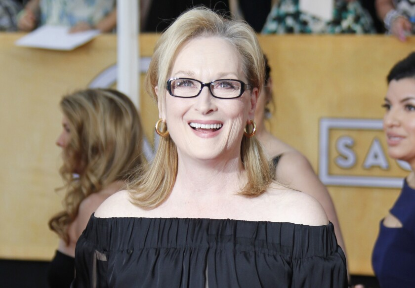 """Meryl Streep, who made her film debut in the 1977 best picture nominee """"Julia,"""" has become virtually synonymous with the Academy Awards. But her nominated roles are just part of her long and storied film career, as the following photos show."""