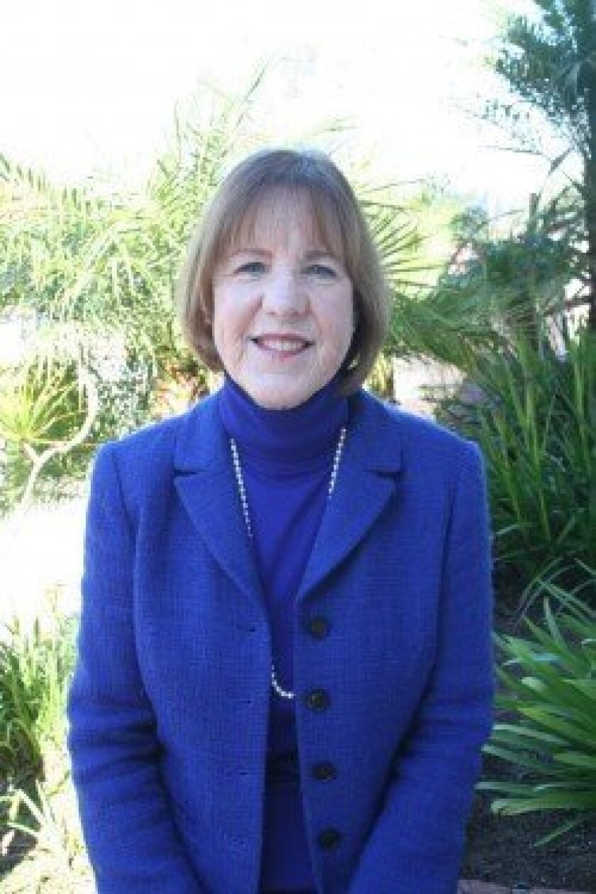 Christy Wilson, executive director of the Rancho Santa Fe Foundation (Photo/Karen Billing)