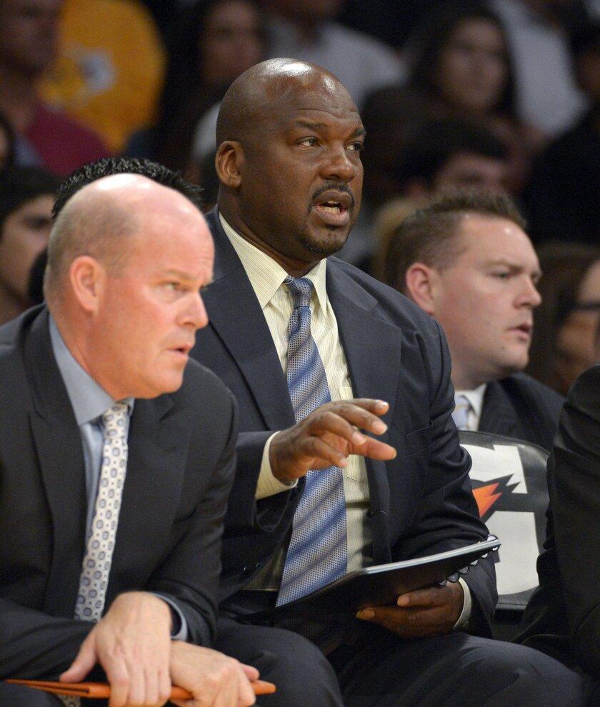 Auburn Hires Chuck Person As Assistant Coach The San Diego