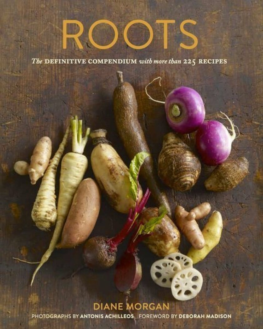 Cookbook Watch: 'Roots' by Diane Morgan