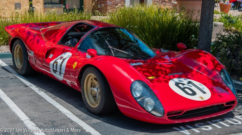 1967 Ferrari 330 P4 replica