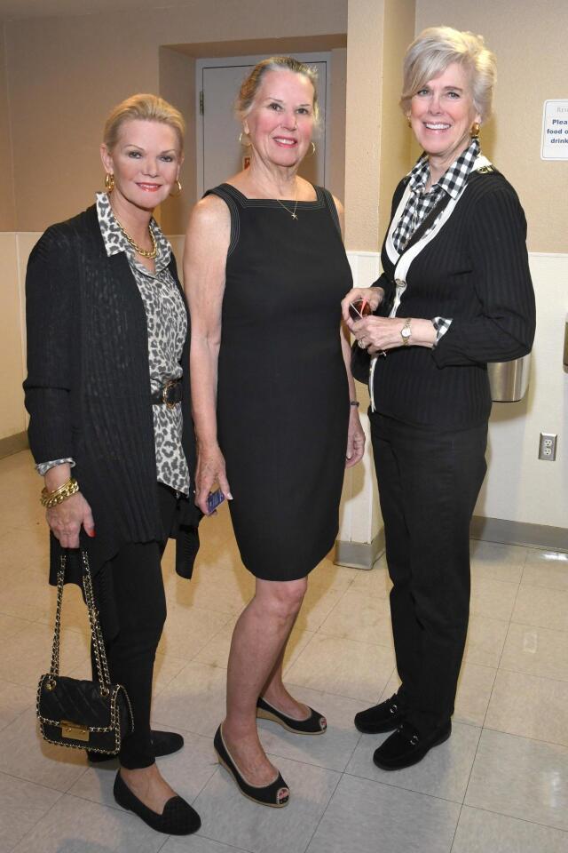 Barbara Freundt, Marlene Dominy, Wendy Morgan