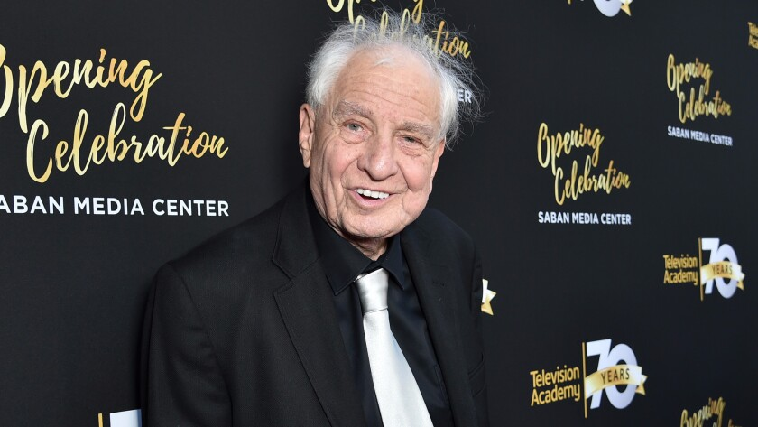Garry Marshall died Tuesday at a hospital in Burbank, Calif., of complications from pneumonia after having a stroke.