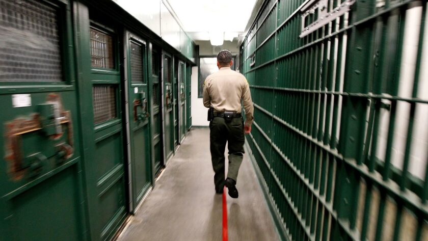 California counties are releasing more jail inmates amid the coronavirus crisis.