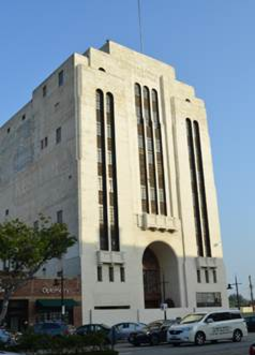 Caruso Affiliated has entered into an agreement to buy the former Masonic Temple, two adjacent buildings and an adjoining vacant lot on South Brand Boulevard in Glendale.