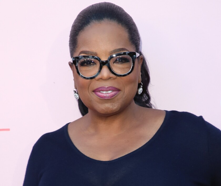 Oprah Winfrey is going to Georgia to campaign for Stacey Abrams.