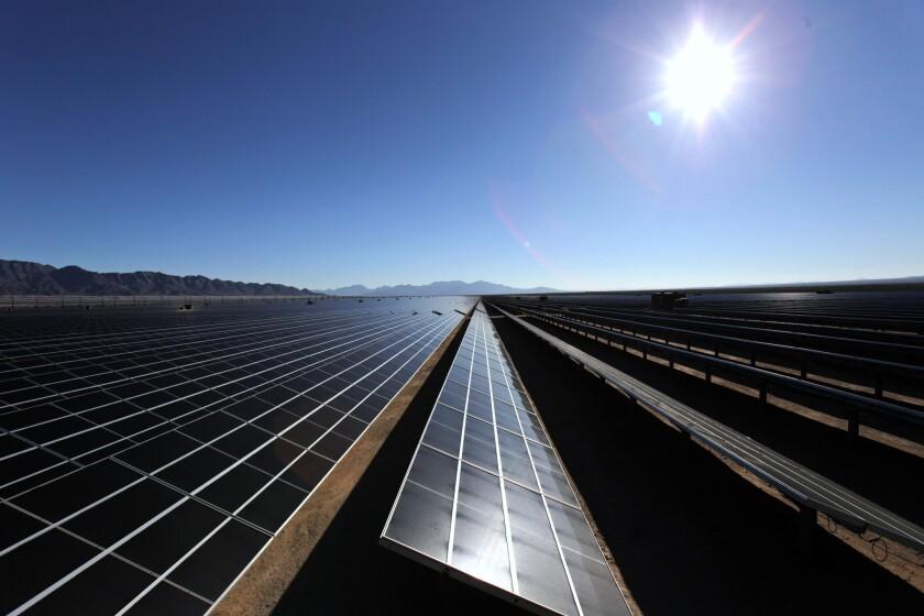 U.S. solar power installations exceed 20 gigawatts