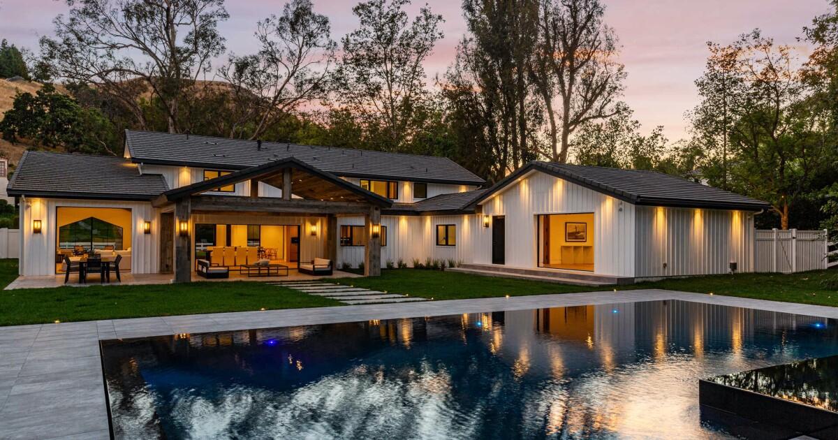 Scott Disick sells Hidden Hills farmhouse for $5.6 million
