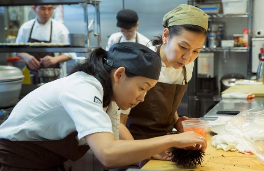 'Chef's Table' Niki Nakayama