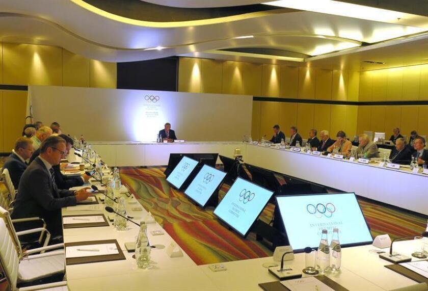 Como parte de su agenda de hoy, la sesión del COI en Argentina decidirá la elección de los próximos Juegos Olímpicos de la Juventud 2022, a los que aspiran los países africanos de Botswana, Nigeria, Túnez Y Senegal. EFE