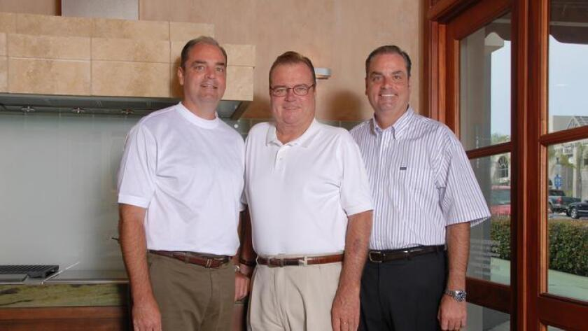 Dave, Don and Doug Dewhurst of Dewhurst & Associates