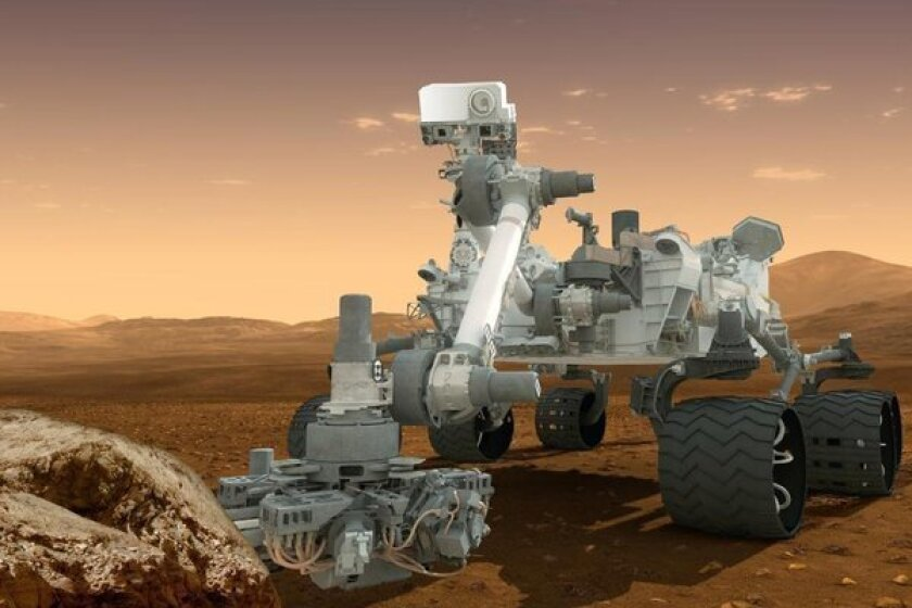 NASA's Curiosity rover will be used as a template for a new Mars rover that is planned for launch in 2020, the space agency said Tuesday.