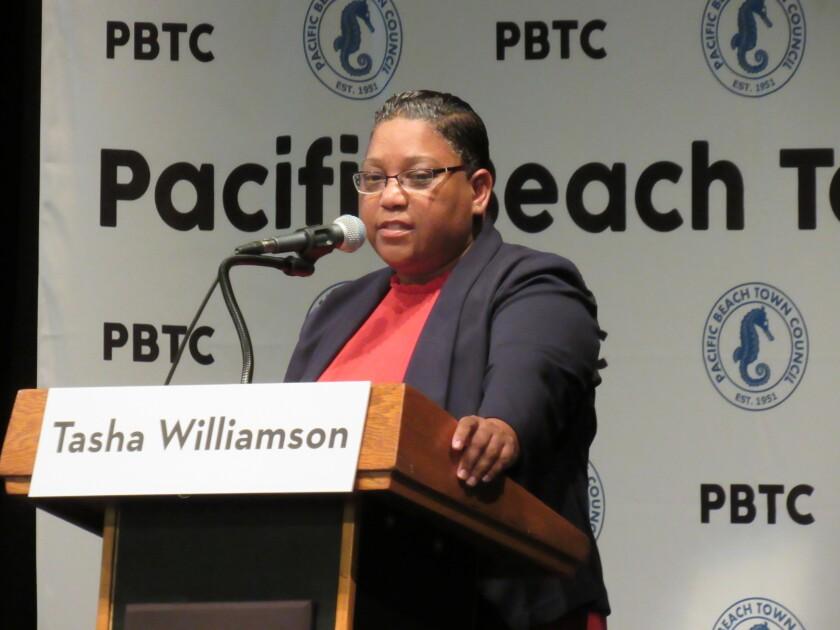 Tasha Williamson: Community Activist