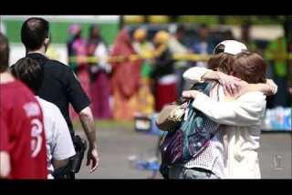 Student, gunman dead in Oregon high school shooting