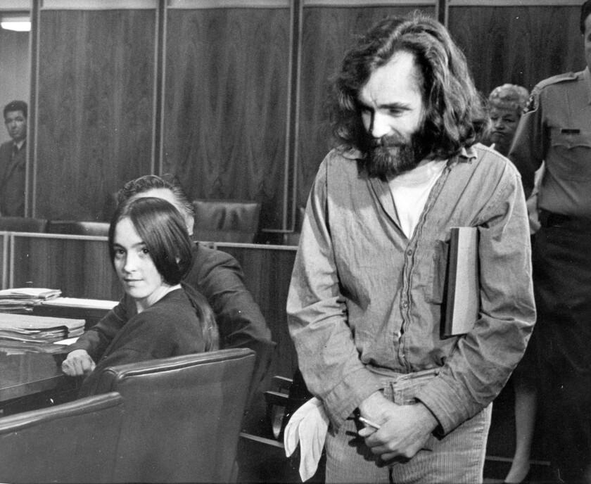 Manson follower Leslie Van Houten faces fight from victim's