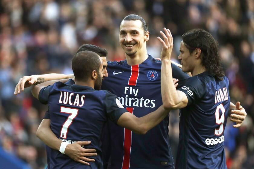 Soccer giants Leicester City, Paris Saint-Germaine to meet at StubHub Center