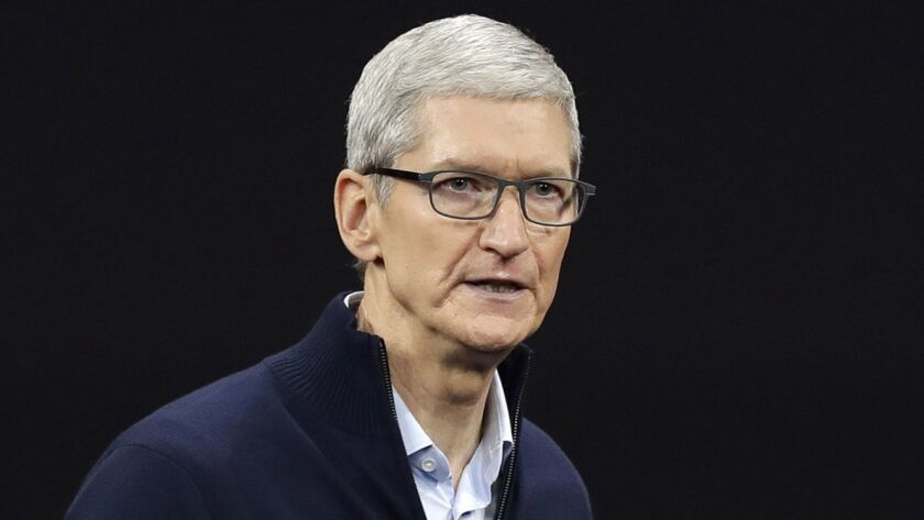 Apple Chief Executive Tim Cook pledged in 2012 to double down on keeping the company's work under wraps. That didn't stop the leaks.