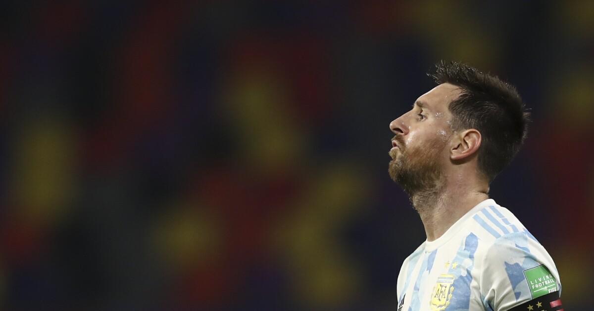 Messi: 'mi sueño es ganar un título con Argentina' - Los Angeles Times