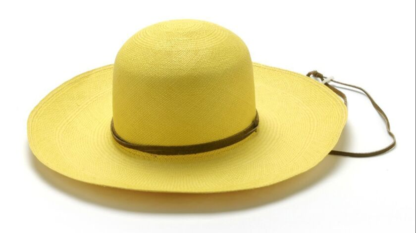 Get a comfortable hat with a wide brim to shade your face, neck and shoulders while out gardening.