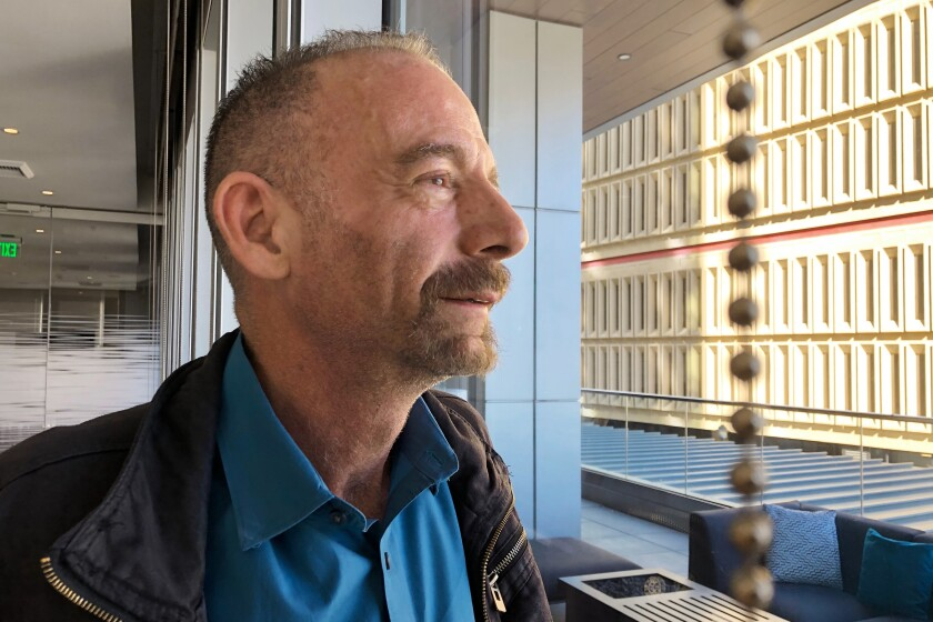 Timothy Ray Brown in Seattle