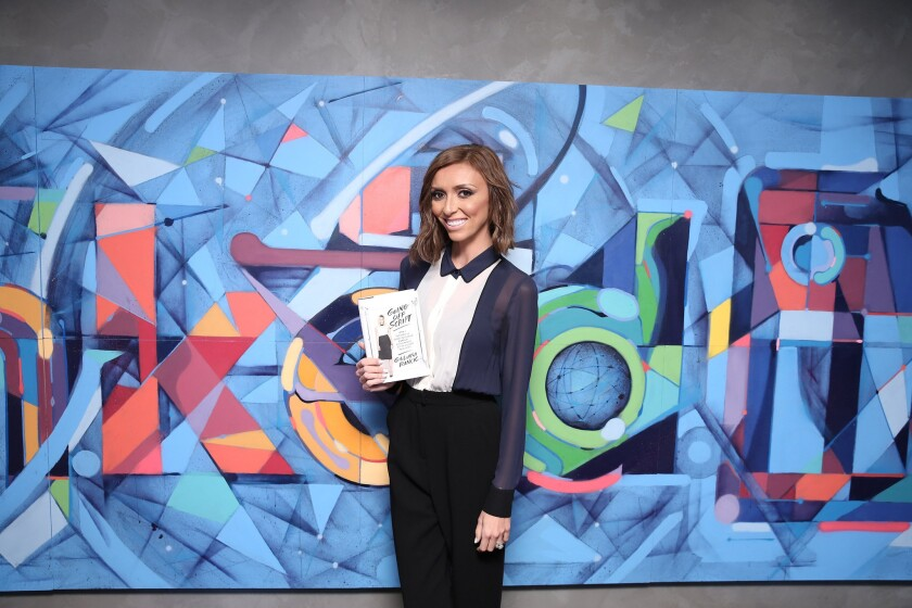 Giuliana Rancic dishes on romance with actor Jerry O'Connell in her new memoir.