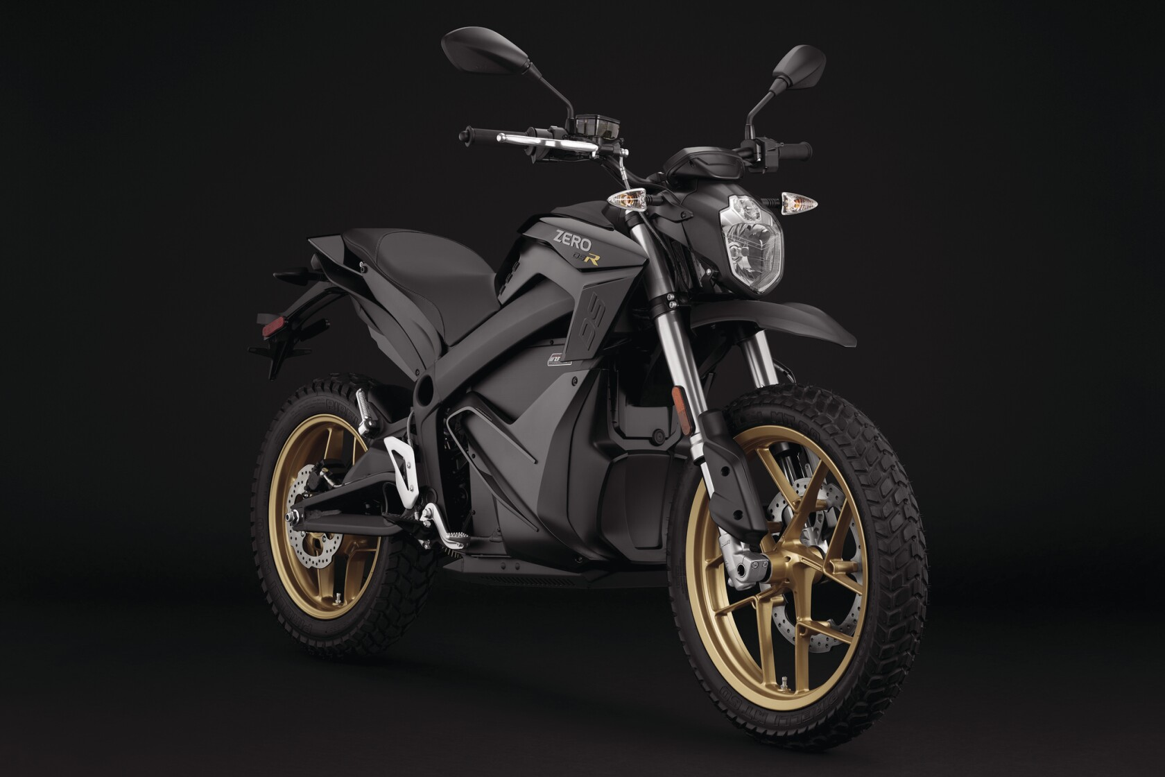 Review: Zero DSR electric motorcycle feels like a magic