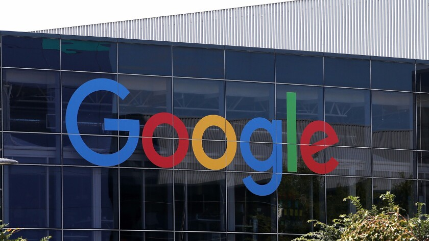 Google has called some of the Labor Department's demands an invasion of employee privacy.