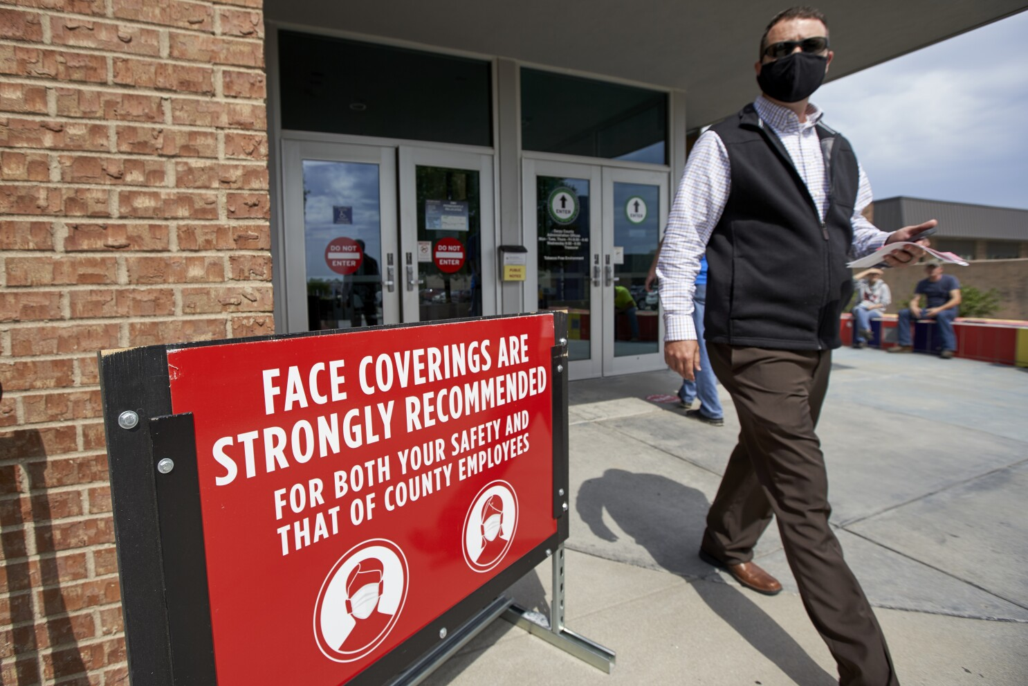 Nebraska governor: Mask rules will cost counties money meant to ...