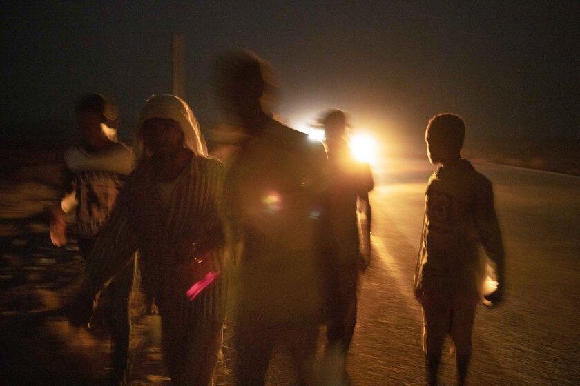 Migrants Journey
